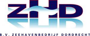 Logo B.V. Zeehavenbedrijf Dordrecht