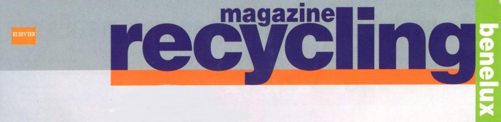 magazine recycling34e jaarg nr 5 2000