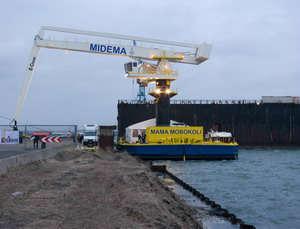 Mama Mobokoli - Seaboard Midema at Zeebrugge
