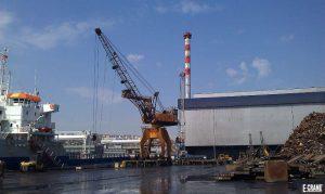 Çolakoğlu Metaluriji crane conversion