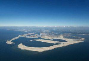 Contouren van Maasvlakte 2