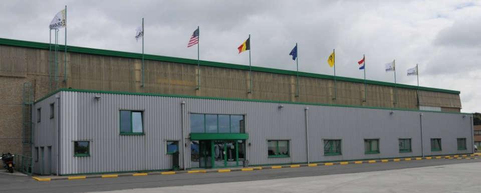 E-Crane Worldwide in Adegem, Belgium