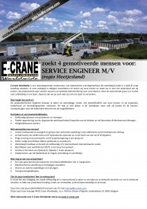 Vacature template onshore