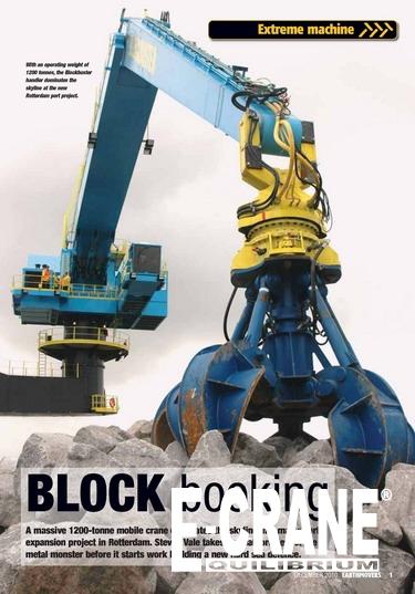 Earthmovers: Block Booking