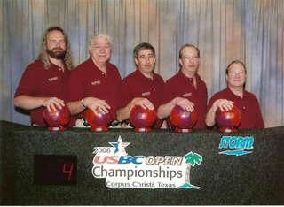 2006 E-Crane Bowling Teamkl