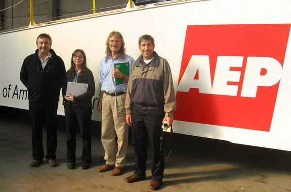 AEP Kanawha in Workshop