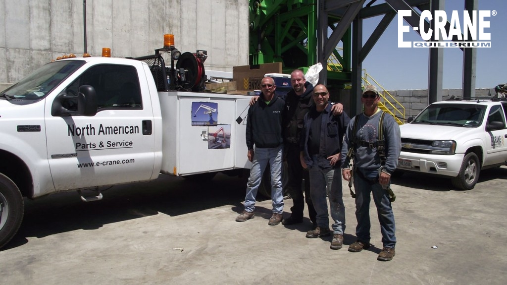 International Cooperation for the American Recycling Install