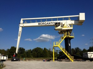 E-Crane for GenOn installed the week of October 7th