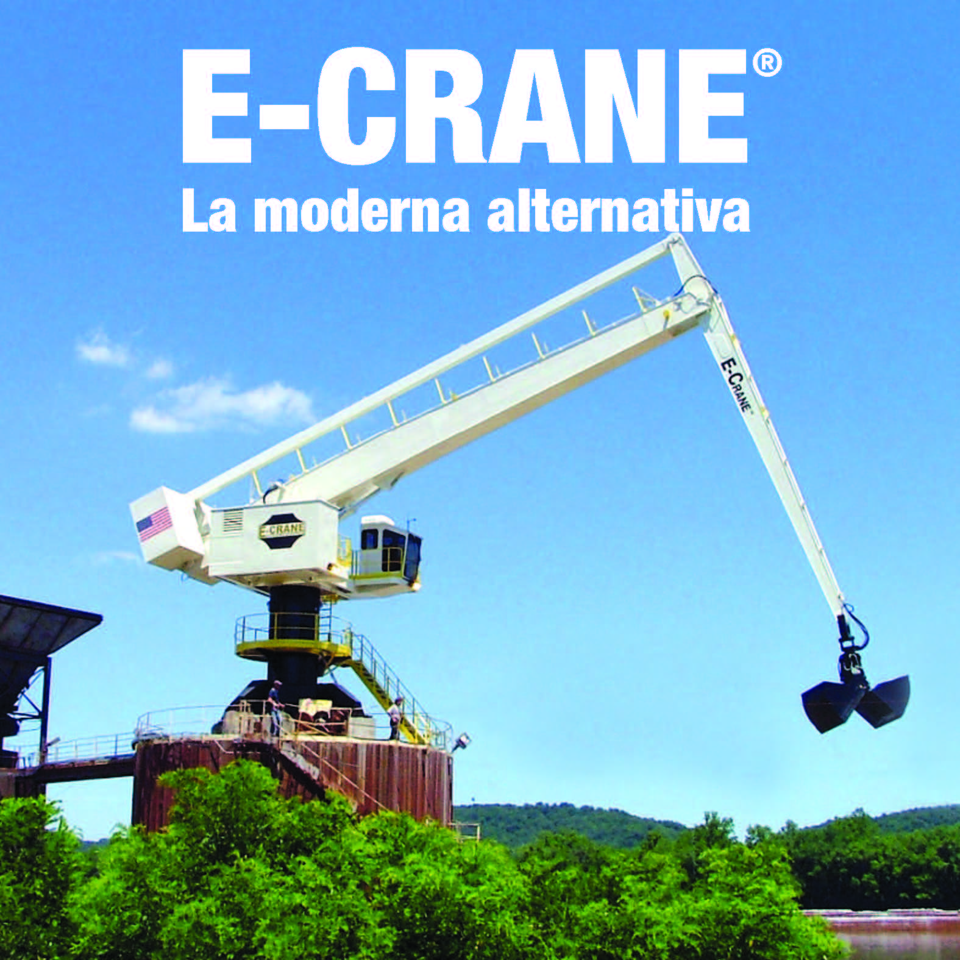 E-Crane - La Alternativa Moderna