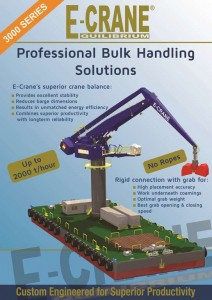 Floating E-Crane 3000 series web, downloads