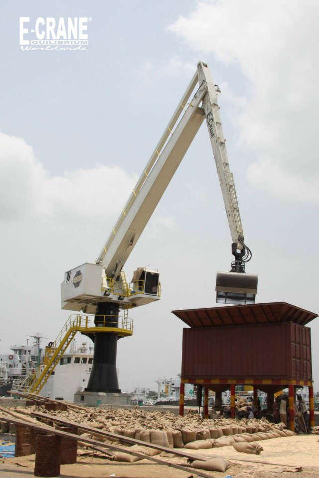 E-Cranes for Bangladesh – E-Crane