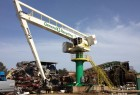 The assembly of the new 700 Series E-Crane at Nucor is completed