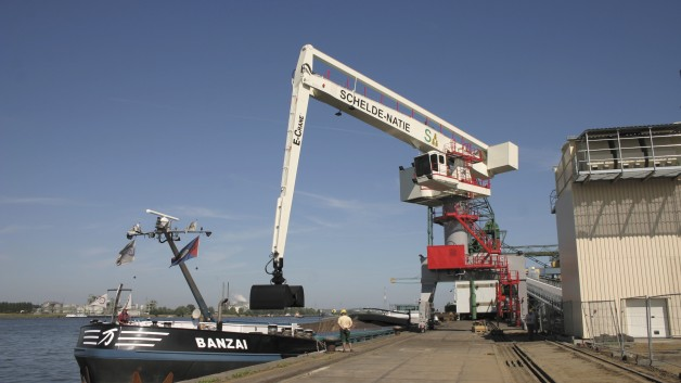 1000 Series E-Crane at Schelde-Natie, Antwerp, Belgium