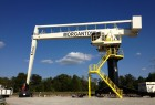 A 700 Series E-Crane has been installed at GenOn Energy, Inc in Newburg, Maryland, USA