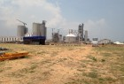 Holcim Tuban's integrated cement plant under construction
